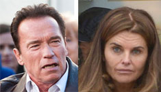 Arnold Schwarzenegger says he still loves Maria & hopes to reconcile: pipe dream?