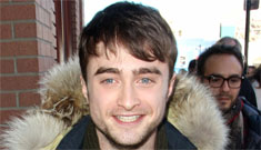 Daniel Radcliffe: gay sex scenes shouldn't be more shocking than straight ones