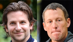 Bradley Cooper wants to play Lance Armstrong in a film: could he pull it off?