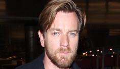 Ewan McGregor is rocking his Obi-Wan beard again: would you hit it?