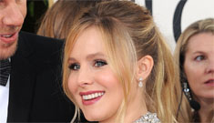 """Kristen Bell on if she's having a natural childbirth: """"I've got nothing to prove"""""""
