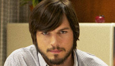 """Ashton Kutcher's 'jOBS' doesn't look completely terrible"" links"
