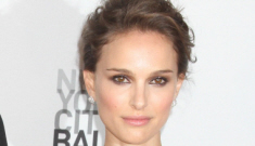 Natalie Portman & Benjamin Millepied are moving to Paris full-time for his job