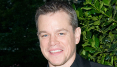 """Matt Damon hijacks Jimmy Kimmel's live show, is awesome"" links"
