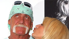 Hulk Hogan tweets a photo of his daughter Brooke's sexy legs: creepy?