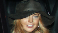 Lindsay & Dina Lohan rejected from several LA hotels (for being crackie)