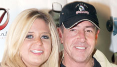Michael Lohan and Kate Major welcome baby boy Landon: what could go wrong?
