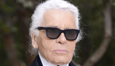 Karl Lagerfeld slams Michelle Obama's bangs: 'They were not a good idea'
