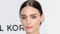 Rooney Mara in Alexander McQueen at the 'Side Effects' premiere: lovely or fug?