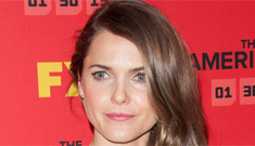 Keri Russell on parenting: 'You instantly become less selfish. It grounds you'