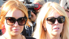 Dina Lohan wants Lindsay to get married & have babies: 'I just want to babysit!'