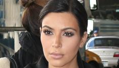 """Kim Kardashian wants to leave reality TV & star in her own sitcom"" links"