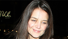 Katie Holmes is Suri's best friend, is scared of losing her newfound freedom to a man