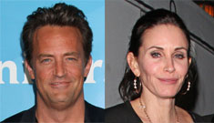 Courteney Cox to guest star on Matthew Perry's sitcom 'Go On': stunt casting or cool?