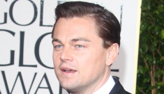 Is Leonardo DiCaprio's latest VS-model girlfriend 19-year-old Barbara Palvin?
