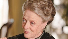 Maggie Smith on her hit show, 'Downton Abbey': 'I've never actually seen it'