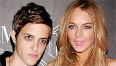 Samantha Ronson's mom calls Lindsay Lohan 'psychotic, out of control'