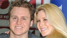 Heidi Montag and Spencer Pratt show off their gun  arsenal to gunless Brits