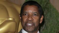 Denzel Washington: 'For whatever reason, I never befriended any white actors'