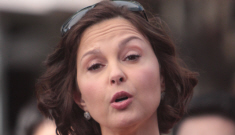"""Ashley Judd is """"leaning towards' running for Kentucky Senate seat in 2014"""