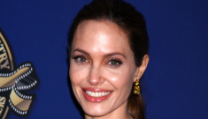 Angelina Jolie decided to 'pass the torch' by mentoring 14-year-old Elle Fanning