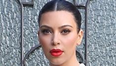 Kim Kardashian won't quit 'KUWTK' until she films three more seasons (at least)