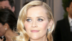 Reese Witherspoon in blue Louis Vuitton: one of the best looks of the Oscars?