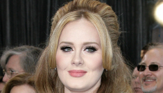 Adele owns the Oscars in black Jenny Packham: everybody else can go home!
