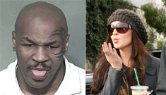 Mike Tyson figures Lohan made country club rehab easy for him