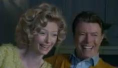 Tilda Swinton, David Bowie lookalike, stars in his new video: awesome?