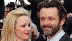 Rachel McAdams & Michael Sheen broke up after two and   a half years together