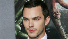 Nicholas Hoult at the 'Jack the Giant Slayer' premiere: would you hit it?