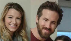 Blake Lively and Ryan Reynolds visit hospital, hold adorable babies: super cute?