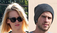 Star: Liam Hemsworth & January Jones were 'all over each other' & 'even kissed'