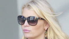 Jessica Simpson is definitely expecting a boy & she'll definitely name him 'Ace'