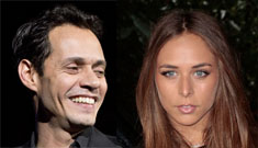 Marc Anthony, 44, takes new 21 year-old girlfriend to Disneyland: gross?