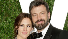 Do you think Jennifer Garner told Ben Affleck off for disrespecting her?