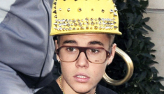 Justin Bieber's crazy 'revenge outfit' made Selena Gomez laugh & laugh