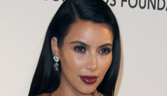 Kim Kardashian admits that she will 'definitely be up there' with her weight gain