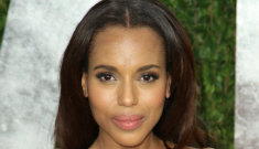 Kerry Washington risks Harvey Weinstein's wrath by refusing to wear Marchesa
