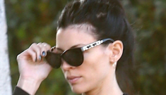Liberty Ross complains to friends: 'You have no idea   what I've been through'