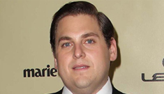 Jonah Hill's low-carb diet has given him 'meat mouth,'   despite his hygienic ways