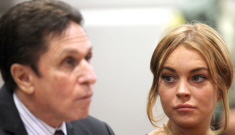 Lindsay Lohan's lawyer Mark Heller was called 'incompetent' by trial judge