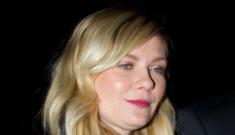 Kirsten Dunst brought Garrett Hedlund to Paris Fashion Week: awesome or weird?