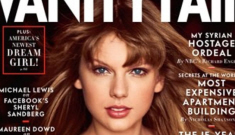 Taylor Swift covers Vanity Fair, whines about 'rumors', Tina Fey & so much more