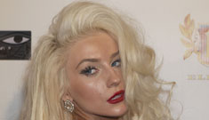 Courtney Stodden says she sings like Britney Spears and Cher