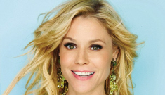 Julie Bowen on her stylist: 'If I get K-Stew's castoffs, that's all right with me'