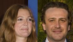 New couple alert: Drew Barrymore and Jason Segel
