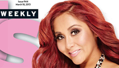 Snooki covers Us Weekly with her 42-pound weight loss: she looks good?