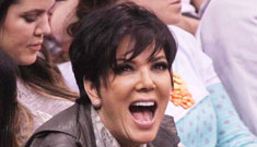 In Touch: Kris Jenner is an alcoholic, is drinking in the middle of the day